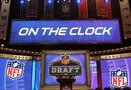 On the Clock:   NFL Mock Draft 2.0