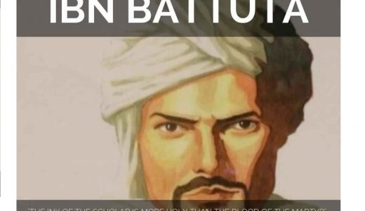 Ibn Battuta and the Pyramids of Ancient Egypt