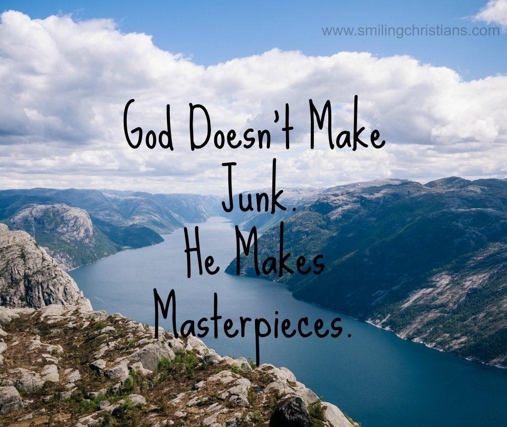 God Does Not Make Junk