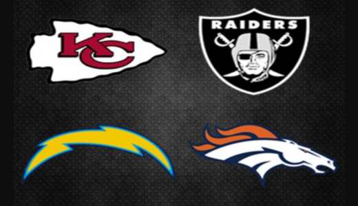 Fantasy Football:  AFC West All Fantasy Team