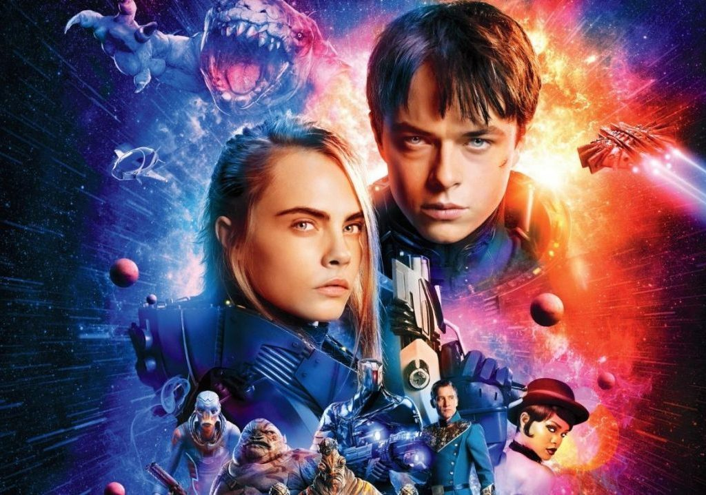 Valerian and the City of a Thousand Plot Holes