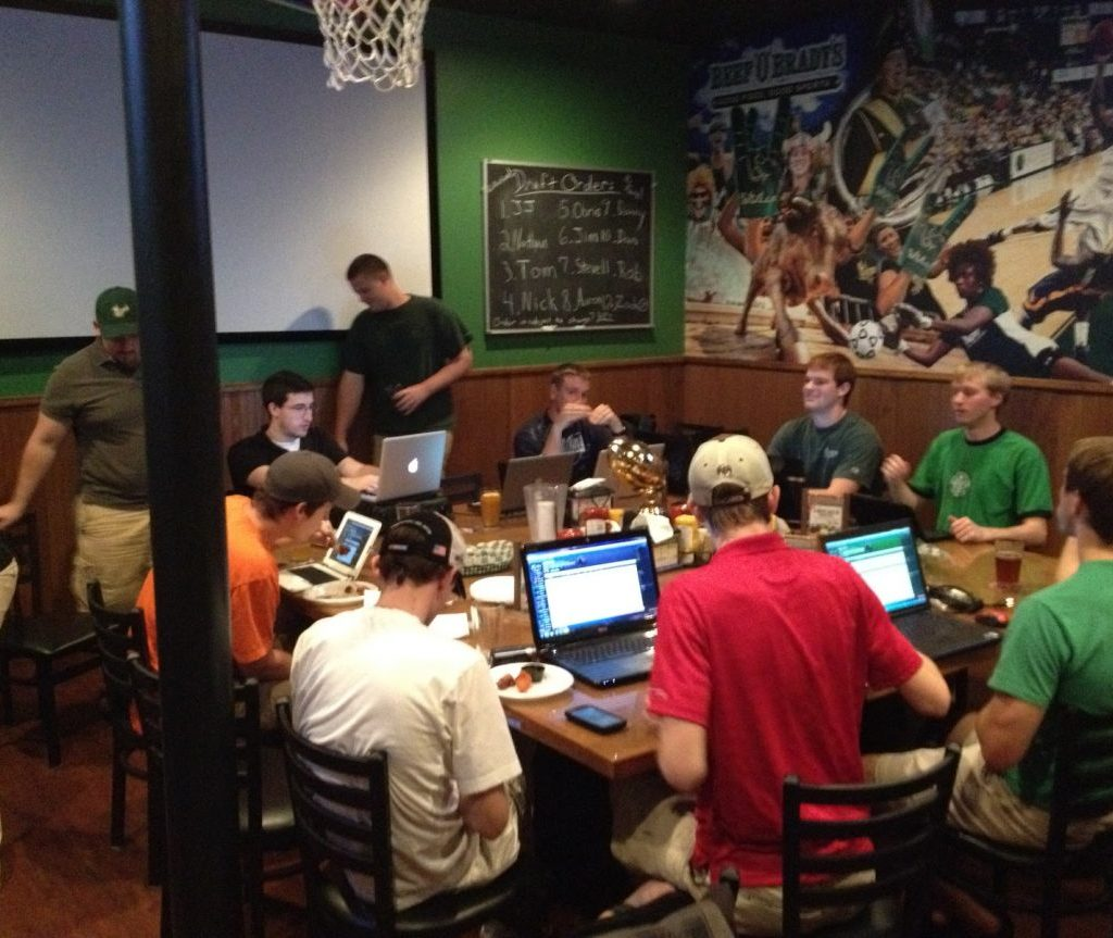 Tips for a Successful Live Fantasy Draft