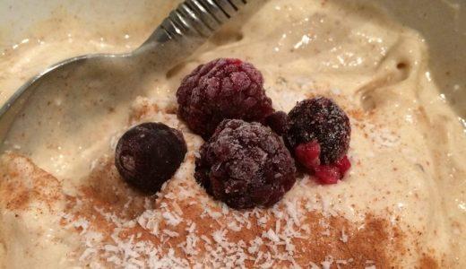 """Recipe of the Day:   Vanilla Chai """"Nice Cream""""  :-)"""