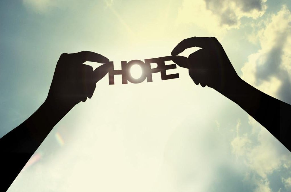 Seeing The Good Around Me:   Hope