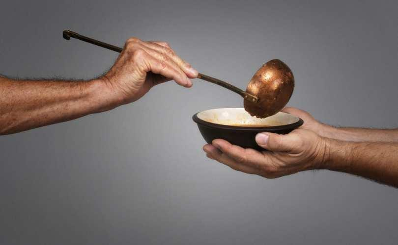 Seeing The Good Around Me: Food