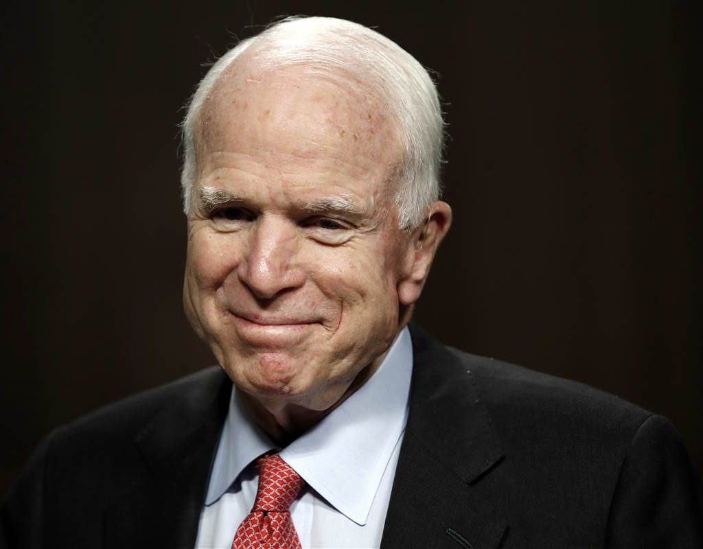 I Come Not to Praise John McCain…