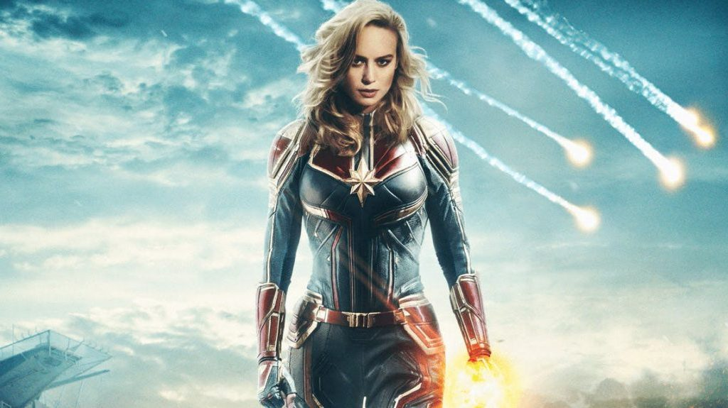 """Captain Marvel, First of the """"Summer"""" Movies"""