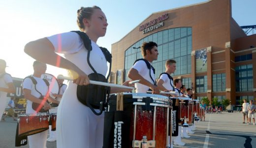 The Drum Corps Journey:  Auditions